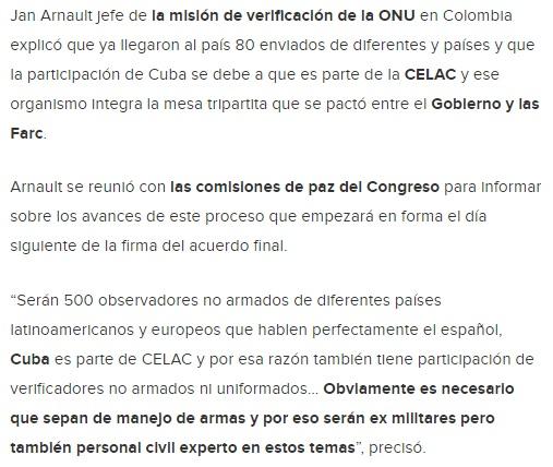 Cuba en colombia - caracol