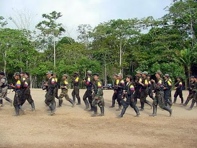 FARC GUERRILLEROS