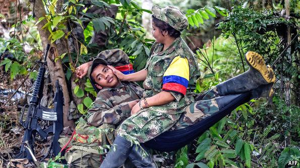 FARC PASEO